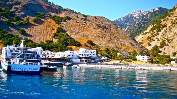 Week end pas cher 4 jours en Grèce Crète hôtel, vol de Paris Orly 139 € fin Juin