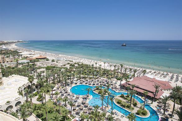 Séjour all inclusive pas cher Hammamet dès 247 € : Vacances et séjour à Sousse
