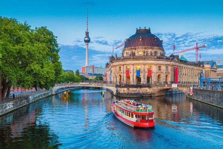 Week end Berlin pas cher dès 174 € : vol A/R, hôtel 4 * départ de Toulouse, Bruxelles.