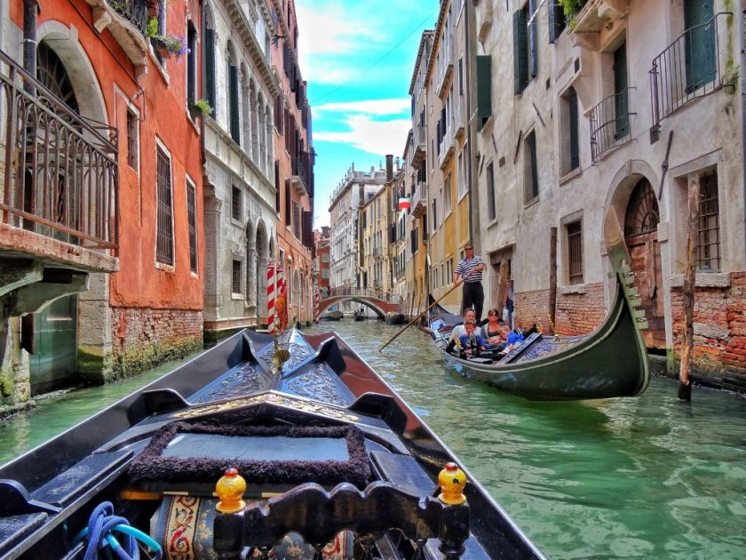 Week-end Venise dès 142 € 4 jours / 3 nuits départ de Paris, novembre, décembre.