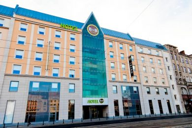 hotel bb wroclaw pas cher
