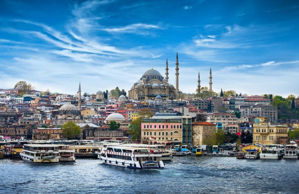Week end Istanbul pas cher dès 189 € 4 jours 3 nuits : vol + hôtel