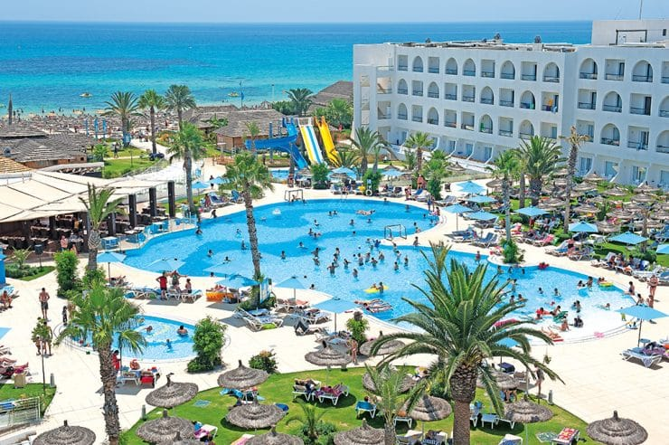 hotel hammamet all inclusive pas cher