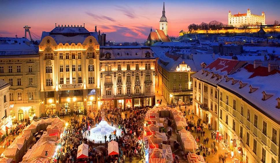 Week-end à Bratislava : Que voir et que faire à Bratislava ?