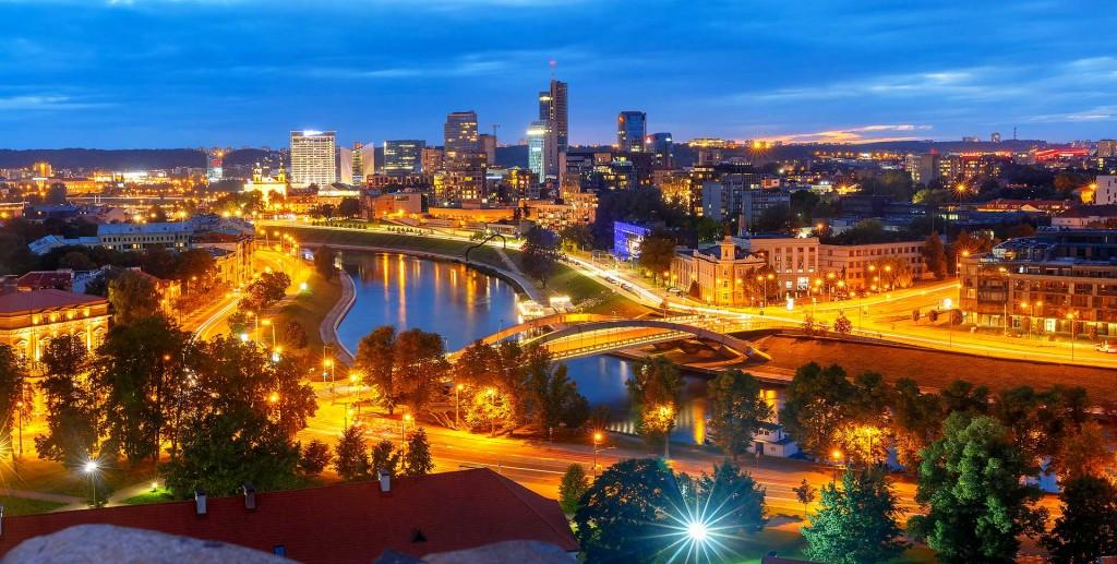 Week-end à Vilnius pas cher : Que voir et que faire à Vilnius ?