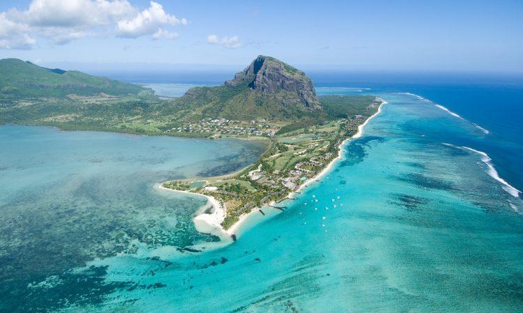 Vente Flash vol A/R pour l'île Maurice à 399 € départ de Zürich