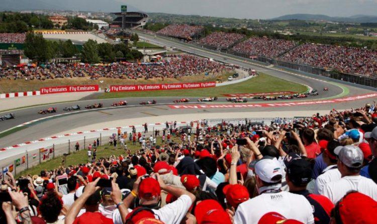 Séjour Grand prix d'Espagne de Formule 1 : Hôtel 3 nuits demi pension