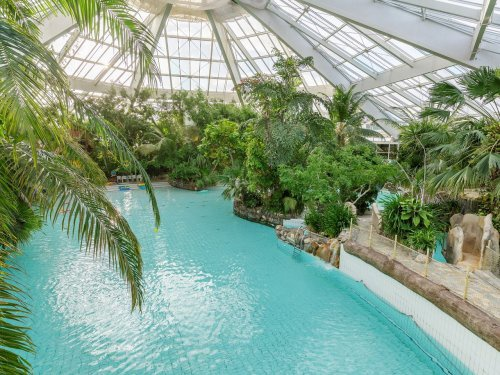 S jour pas cher center parcs en normandie 90 5 jours for Piscine center parc normandie