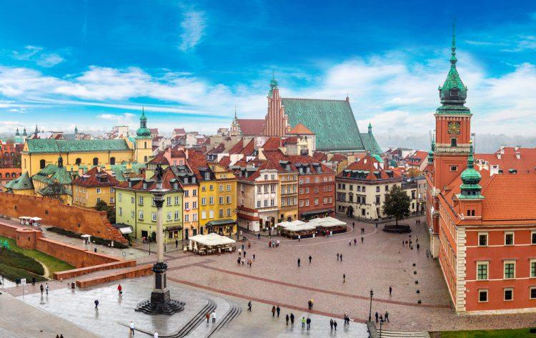 Top 5 des meilleurs hôtels à Varsovie : Que voir et que faire à Varsovie