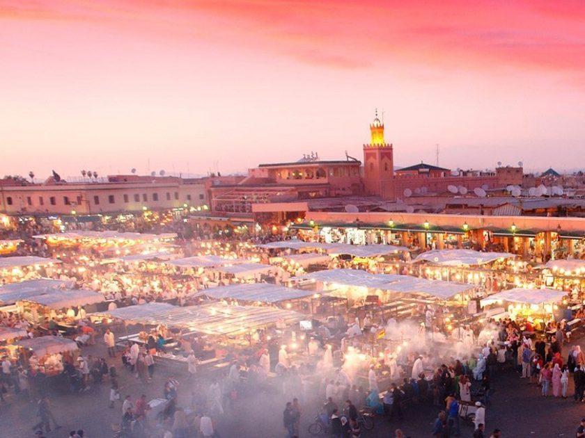 Voyages à Marrakech dès 529 € en tout compris : Départ en juillet