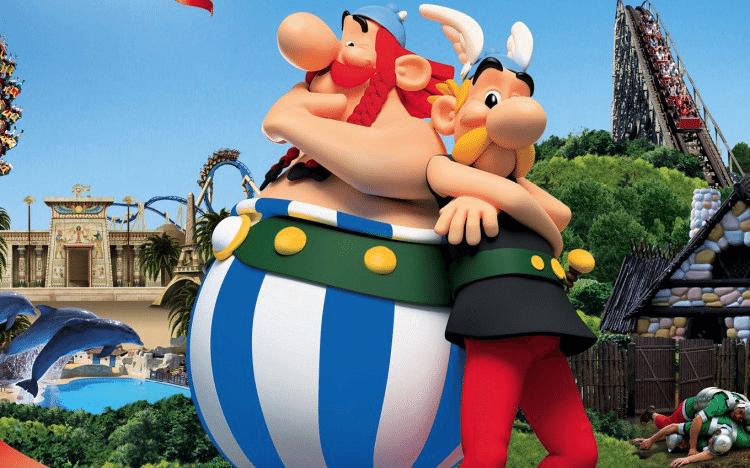 Vente Flash billets parc Astérix à partir de 26,50 € et soirée spéciale