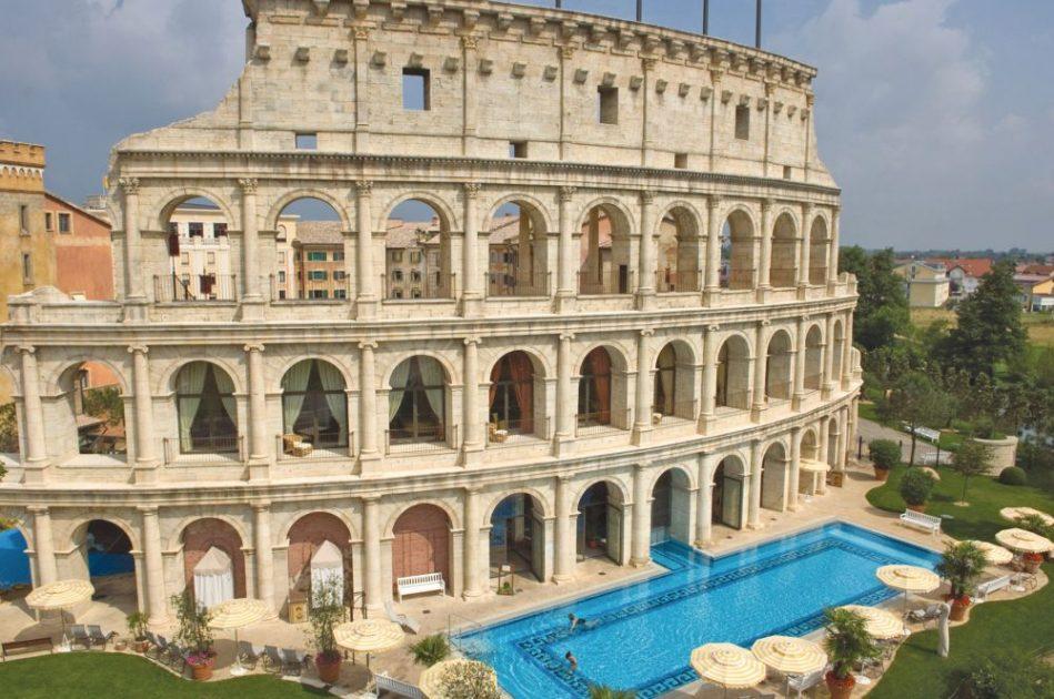 Séjour Europa Park à l'hôtel Colosseo 4*