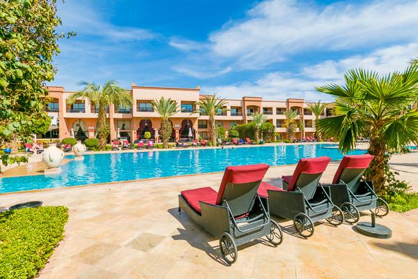 Marrakech pas cher en tout inclus dès 466 €